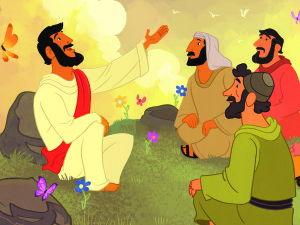 KS3 Complete unit of work on Biblical Teachings