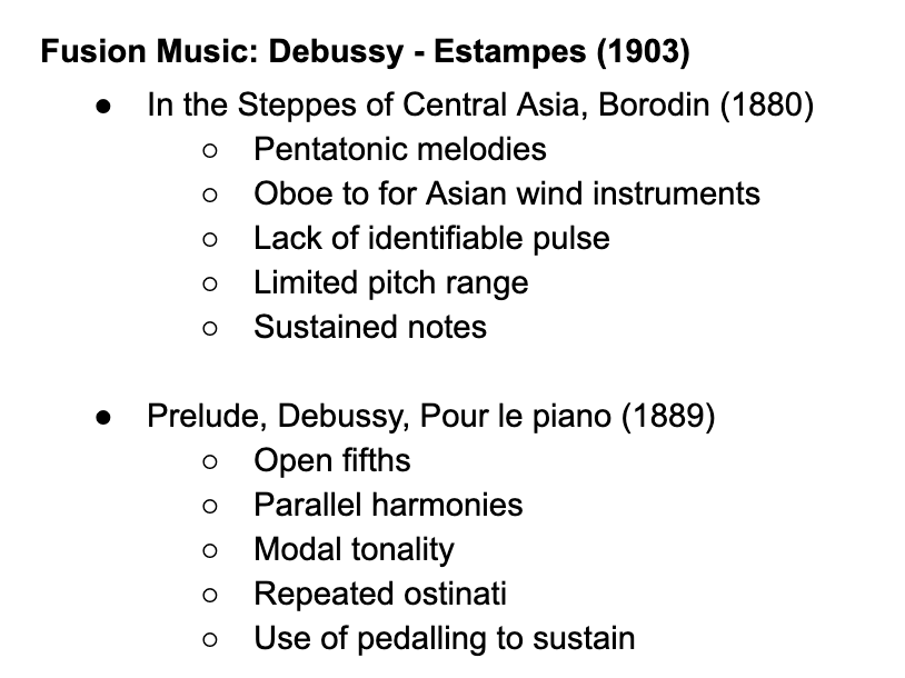 Edexcel A Level Music: Fusion Further Works