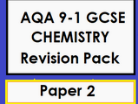 ALL OF GCSE CHEMISTRY (9-1) -PAPER 2