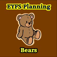 Bears Planning - EYFS/Reception