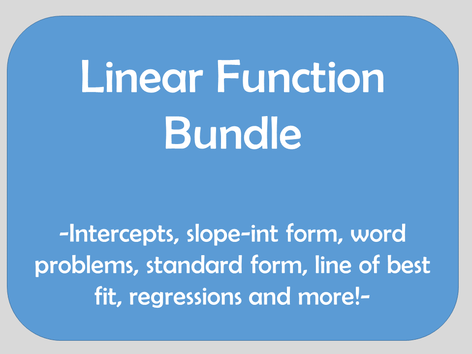 Linear Function Bundle