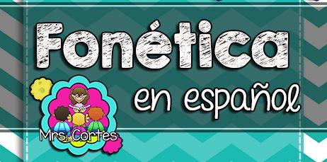 Spanish Phonics Book Bundle # 8: Sets 22,23, and 24