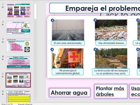 GCSE Spanish Viva Module 8 Actua localmente