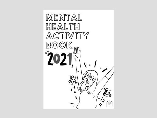 Mental health & student wellbeing activity book - Remote/home or in school reflective activities