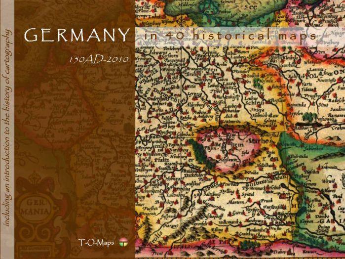 Historical e-Atlas Germany