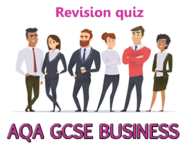 AQA GCSE Business Paper 1 revision