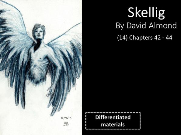 KS3: Skellig (14) Chapters 42 - 44