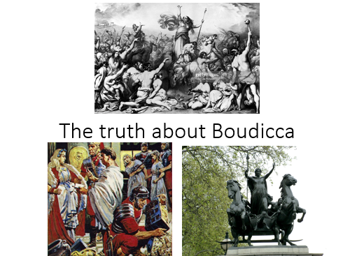 Boudicca (or Boudica) an investigation to separate truth from legends told of the Queen of the Iceni