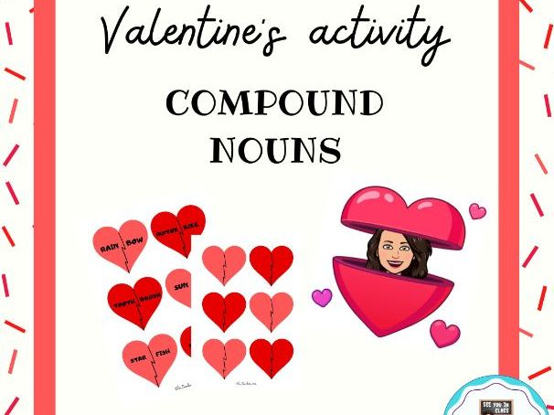 Valentine's Activity Compound nouns