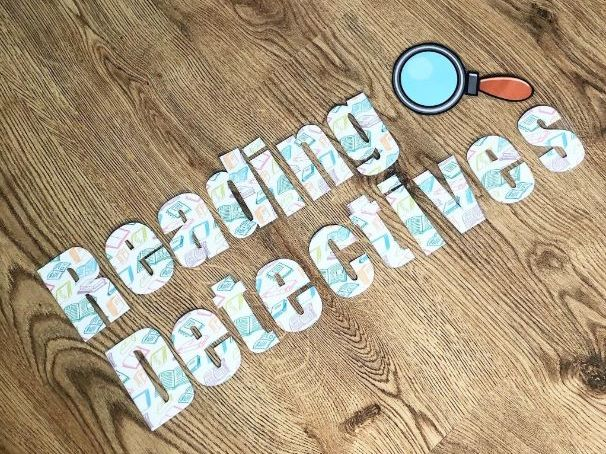 Reading Detectives - Reciprocal Reading Resource/Display