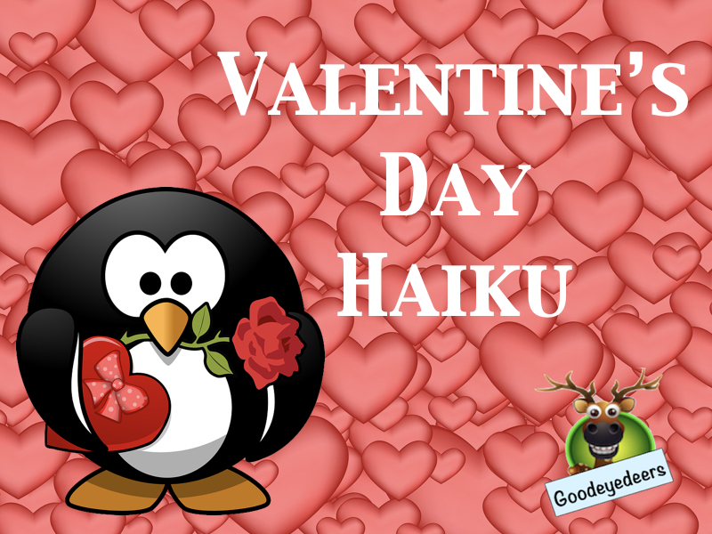 Valentine's Day Haiku - Writing Poetry in KS2