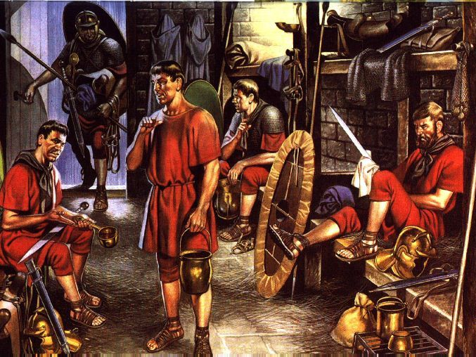 Card Sort - How did the Romans keep control of Britain after AD 43?