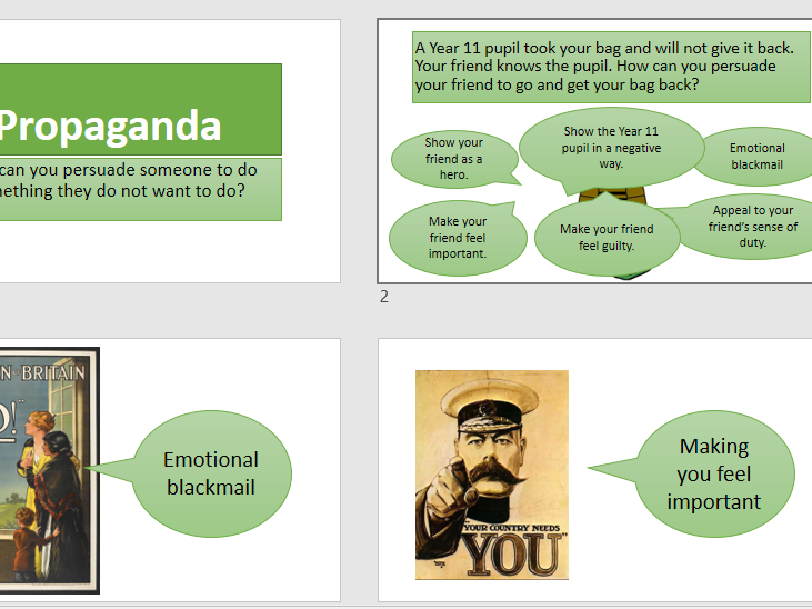 Private Peaceful Propaganda And Persuasion By Clas3 Teaching