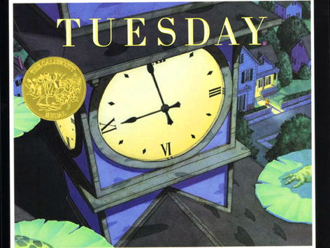 Tuesday by David Wiesner Powerpoint
