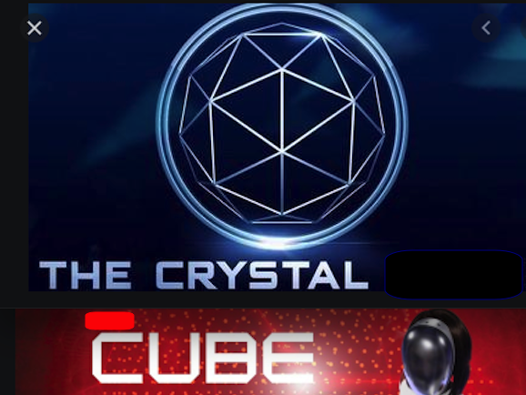 PE Teambuilding - the Crystal Cube