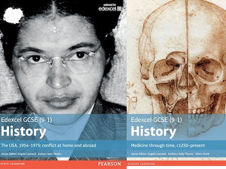 Medicine Through Time + Civil Rights (Pearson Edexcel GCSE)