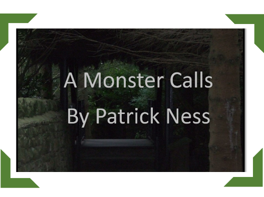 A Monster Calls by Patrick Ness book review