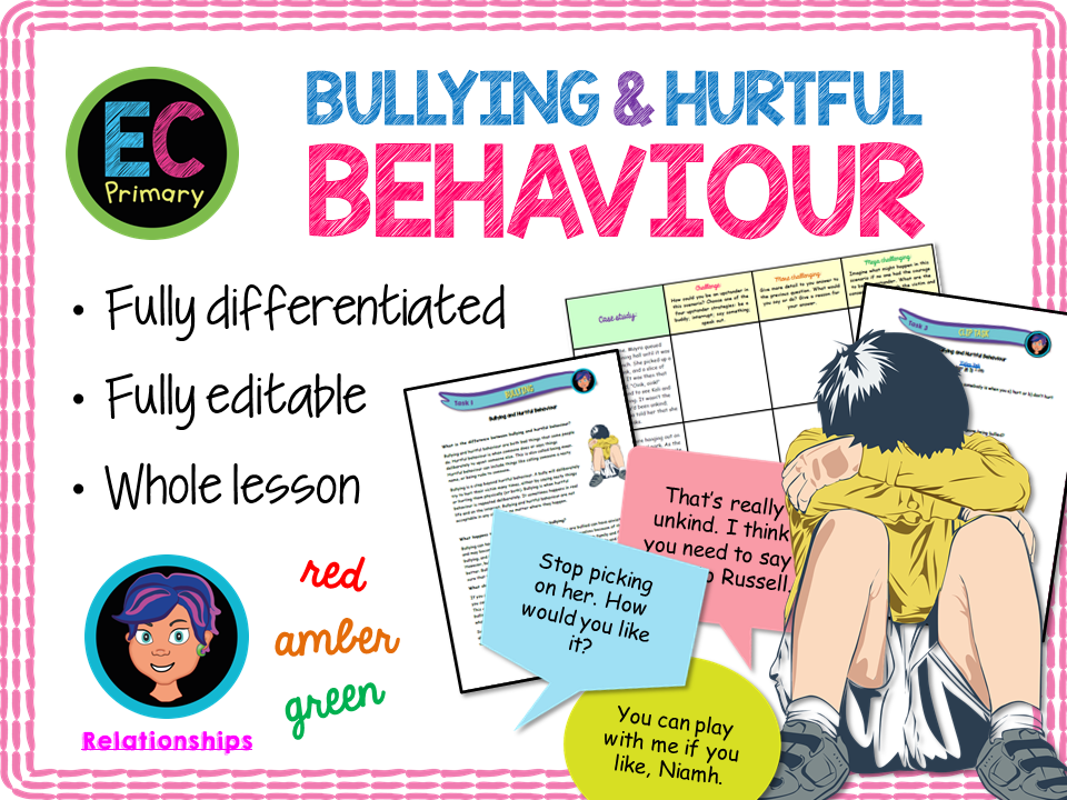 Anti-Bullying KS2