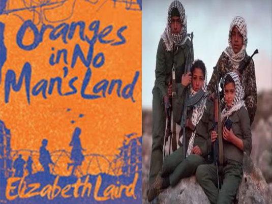 Flashbacks (4 Weeks) unit based on Oranges in No Man's Land by Elizabeth Laird