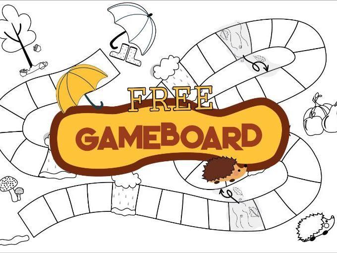 Autumn Gameboard
