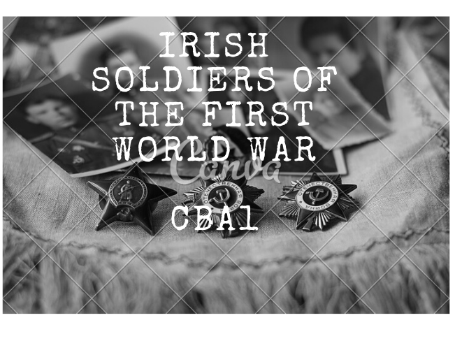 The Past in my Place. Guided Research & Class Based Assessment 1. Ireland and WWI.