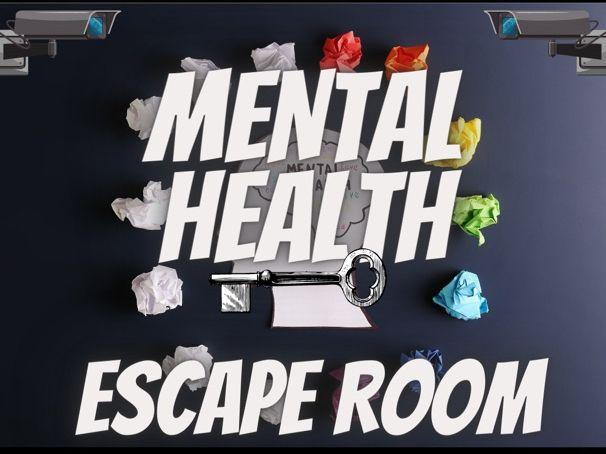 Mental Health Awareness Escape Room