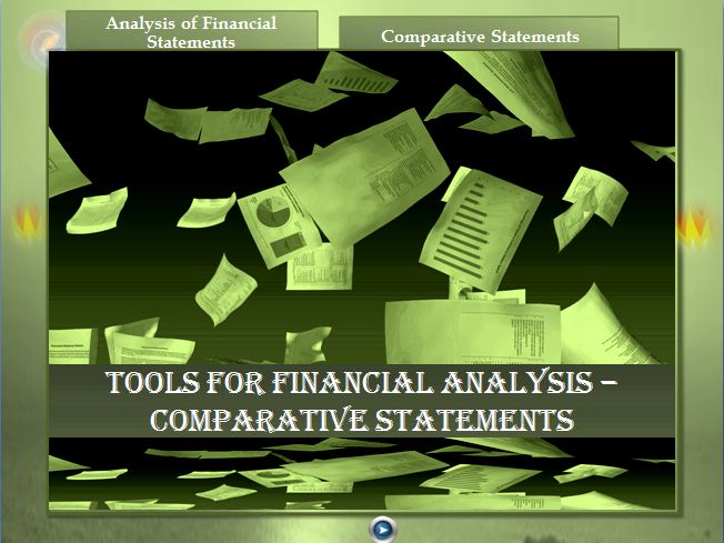 Powerpoint Presentation on Comparative Statements- Accountancy