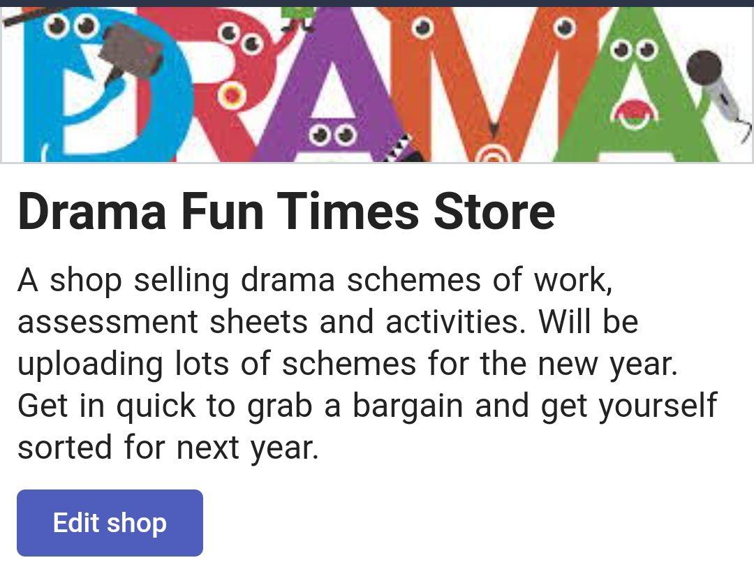 Year 8 Drama Bundle