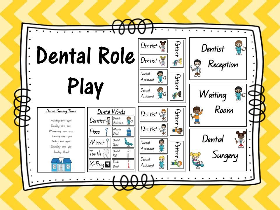 Dental Role Play