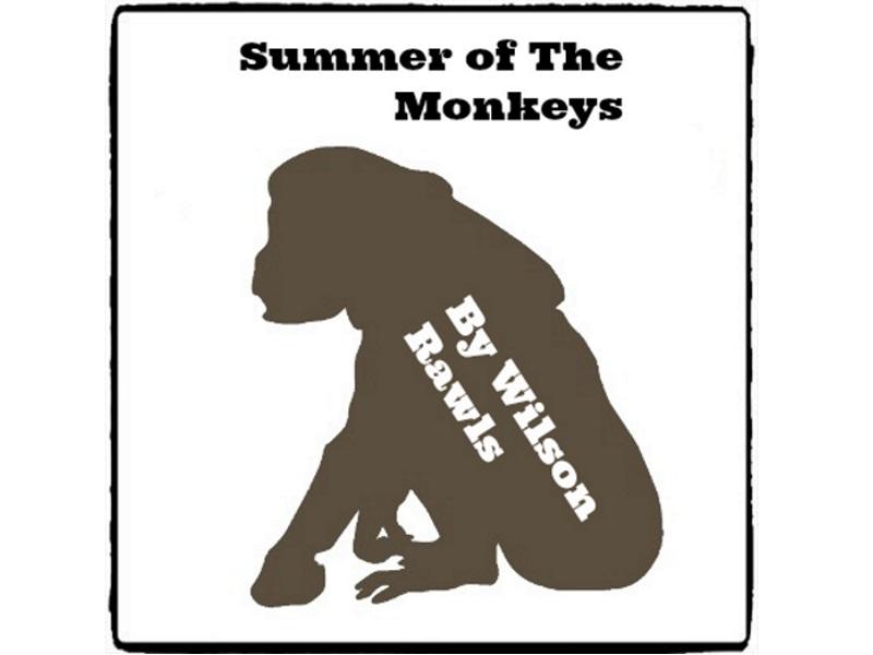 Summer of The Monkeys (Reed Novel Studies)