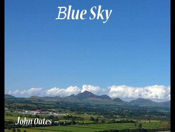 Blue Sky - Song (MP3 & Score) - John Oates 2015