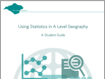 Using Statistics in A Level Geography