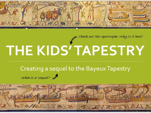 the kids u0026 39  tapestry