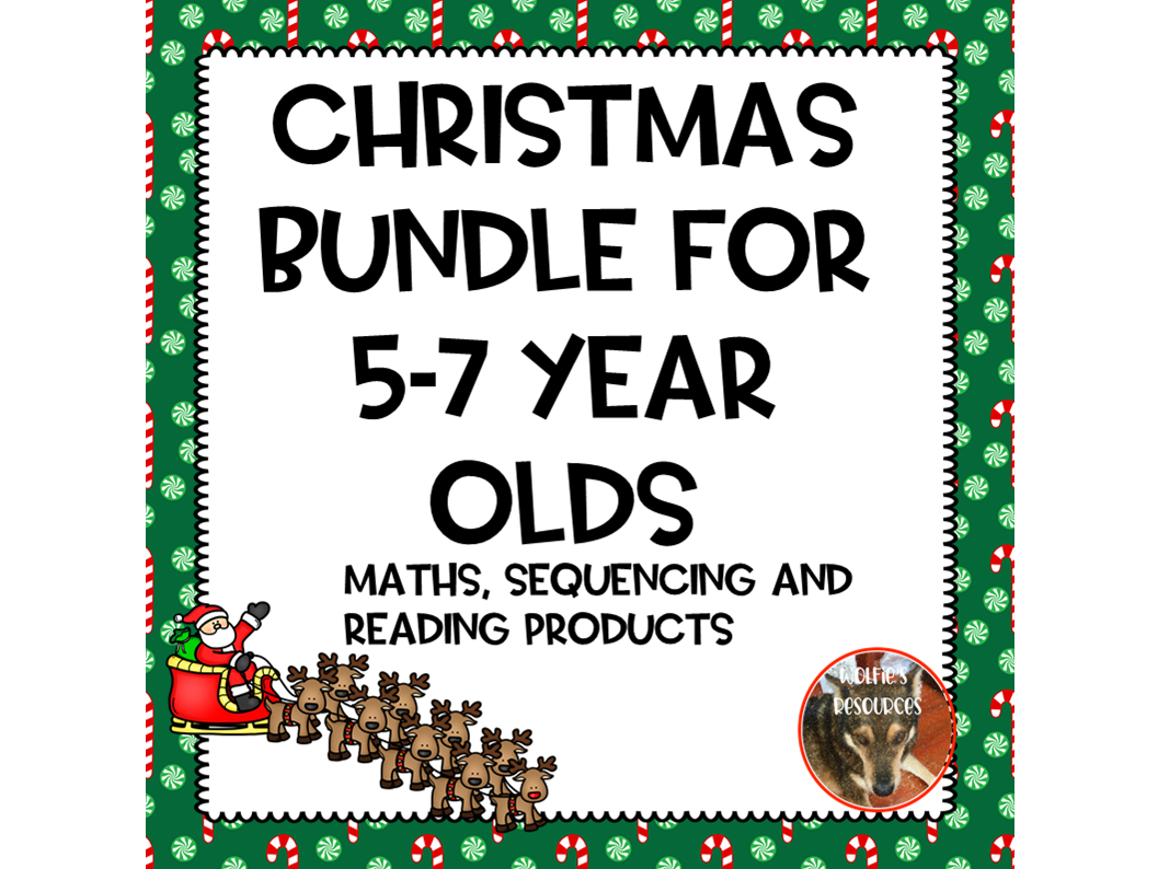 Christmas Bundle KS1
