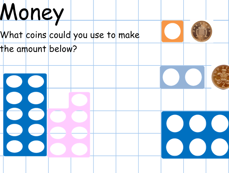 Numicon Lesson ideas  & activities to model