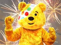 Pudsey Bear Problem Solving Game (Children in Need)