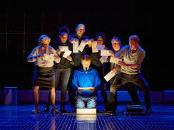 Drama SOL - Curious Incident Of The Dog In The Night-Time - 12 Lessons