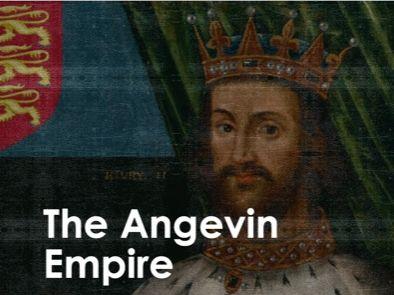AQA 9-1 Angevin Empire (Migration L9)