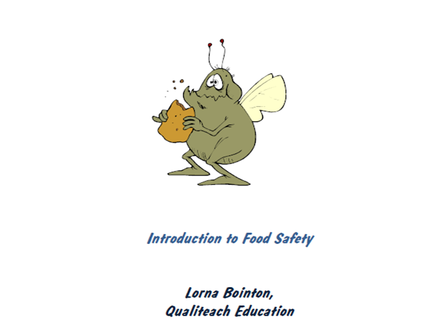 Introduction to Food Safety