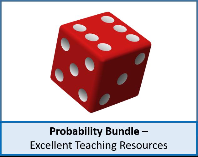 Statistics: Probability BUNDLE (5 lessons)  perfect for KS3/KS4