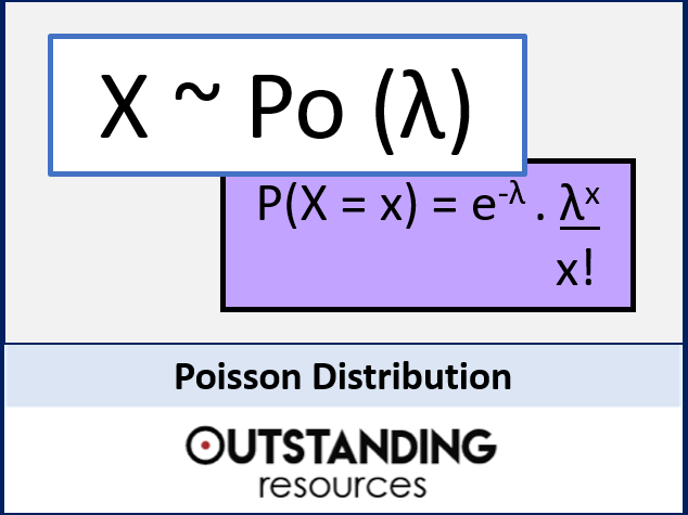 Poisson Distribution (+ worksheet)