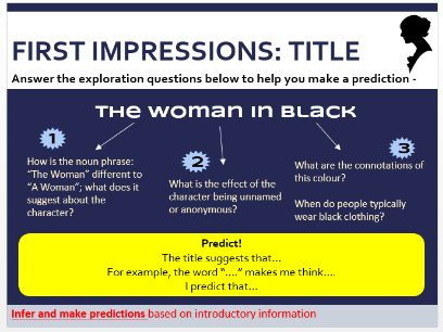 An Introduction to The Woman in Black
