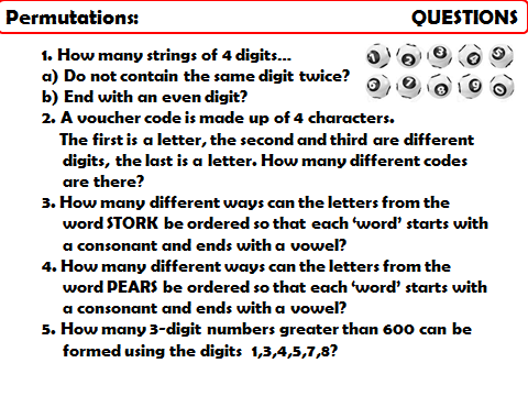 AQA GCSE Higher+ Unit - Number Problems