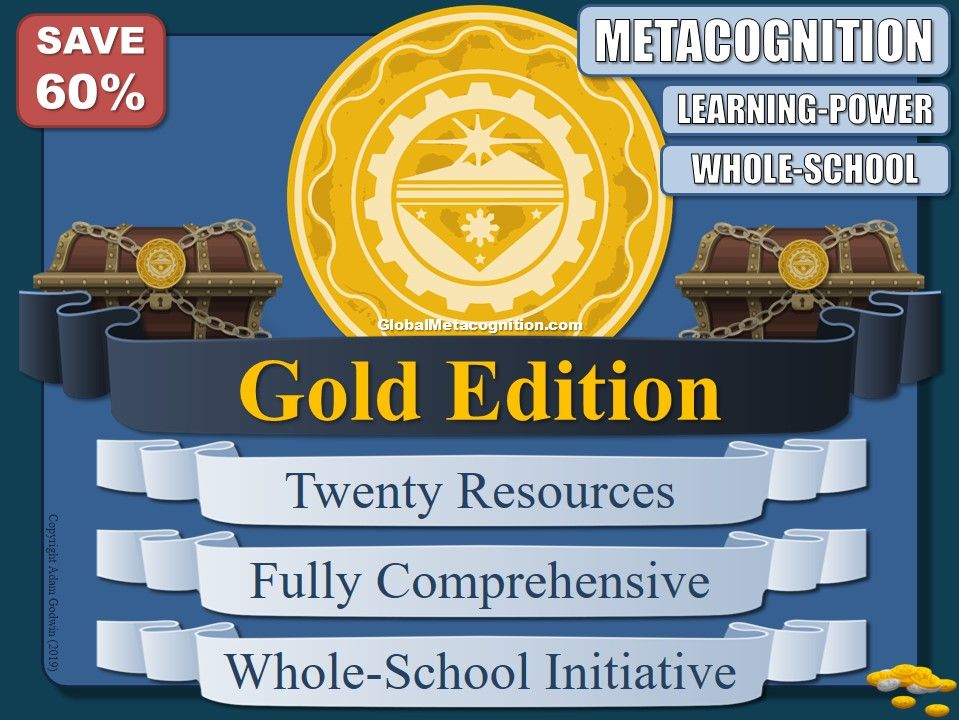 Metacognition Toolkit (GOLD)