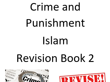 GCSE Religious Studies Edexcel B Crime and Punishment revision and intervention workbooks