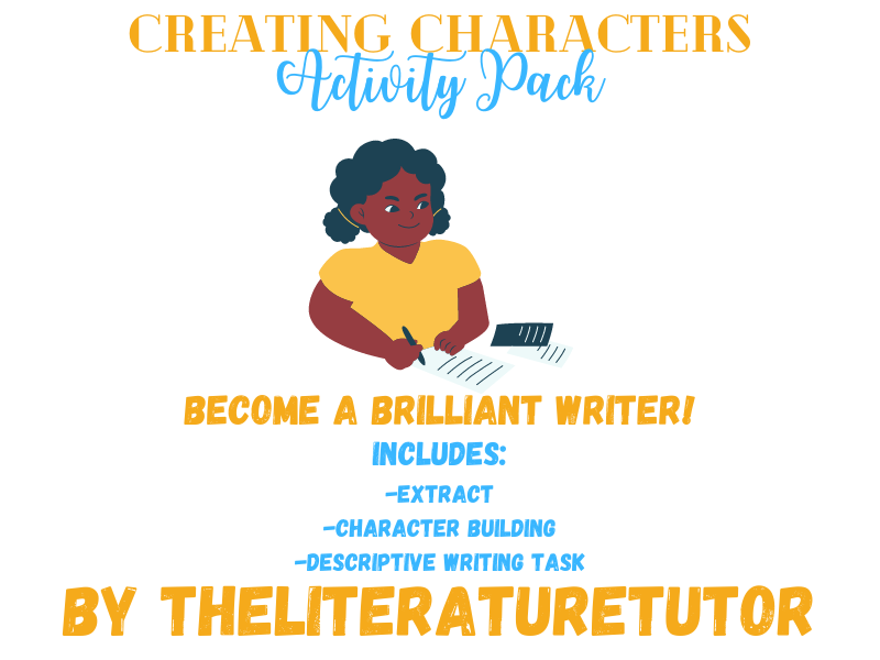 (Remote Learning) Character Writing