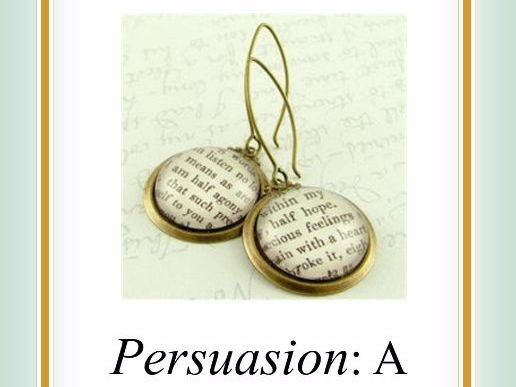 Persuasion: A Workbook Edition (Teaching Copy)
