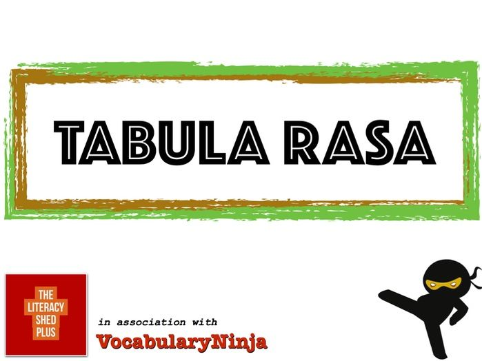 Tabula Rasa Vocabulary Pack