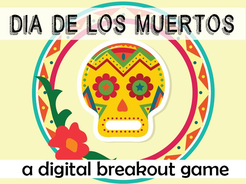 Dia de los muertos - Digital Escape Game