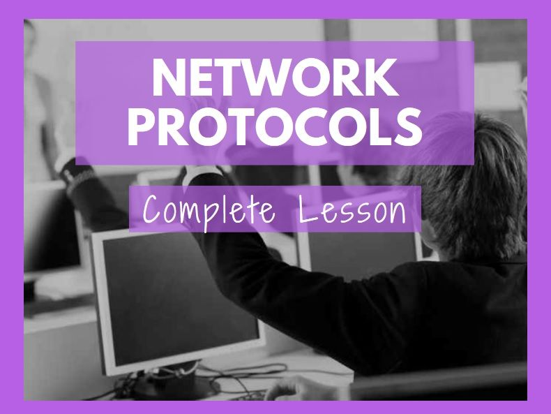 Network Protocols and the TCP/IP 4-layer model